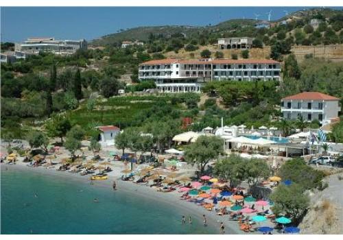 HOTEL GLICORISA GRČKA SAMOS LETO ARANŽMANI CENE AVIONOM