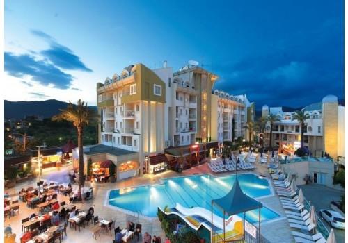 Hotel Grand Cettia Marmaris Turska avionom povoljno letovanje leto 2019
