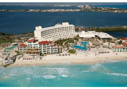Hotel Grand Park Royal Cancun meksiko letovanje paket aranžman all inclusive