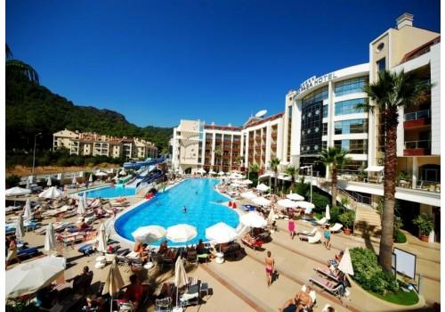 Hotel Grand Pasa Marmaris Turska more letovanje povoljno avionom Egejsko more