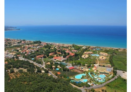 Hotel Grecotel Costa Botanica Krf smeštaj more panorama