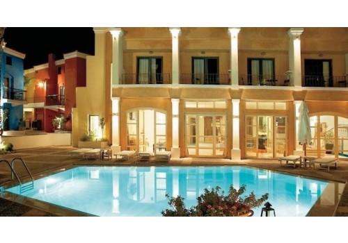 Hotel Grecotel Plaza Spa Apartments 4* Retimno Bazen