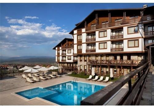 Hotel Green Life Resort Bugarska skijanje zima zimovanje žičara ski pass planina spoljni bazen