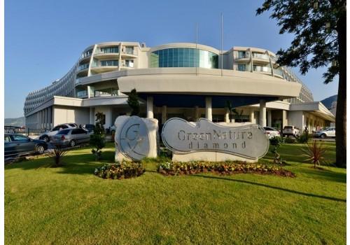 Hotel GREEN NATURE DIAMOND Marmaris Turska letovanje Leto 2019 more plaža poboljno avionom