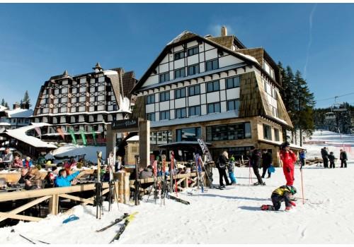 Hotel Grey Wellness Spa Kopaonik skijanje zimovanje cene