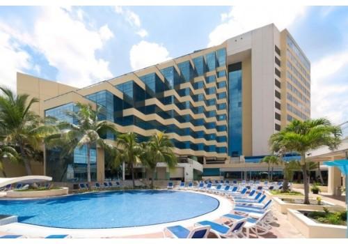 Hotel H10 Panorama Havana Kuba paket aranžman cena smeštaj zgrada