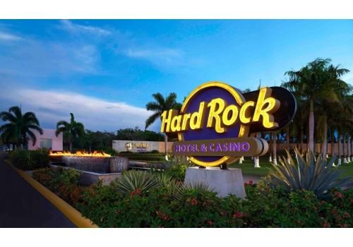 Hotel Hard Rock & casino letovanje Dominikana