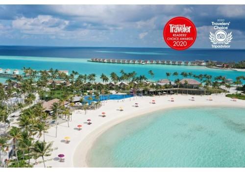 Hotel Hard Rock Maldives letovanje Maldivi