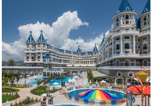 HOTEL HAYDARPASHA PALACE 5* - Alanja / Turska