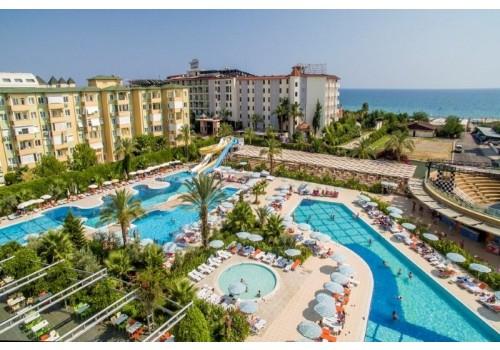 hotel hedef resort alanja turska dreamland