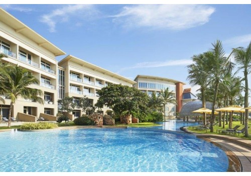 Hotel Heritance Negombo fotografija bazen