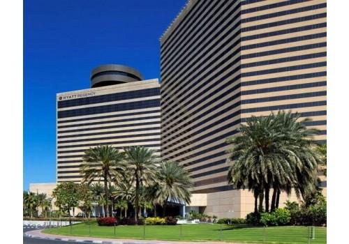 Hotel Hyatt Regency Corniche Dubai more letovanje lux avionom