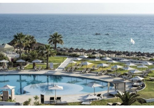 Hotel Iberostar Diar El Andalous 4* Panorama