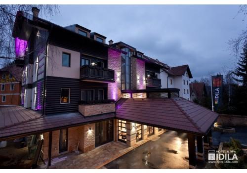 Hotel Idila zimovanje na Zlatiboru skijanje cena