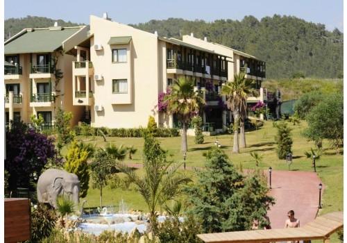 Hotel Incekum Beach Resort Alanja Turska Leto deca porodično letovanje more paket aranžman