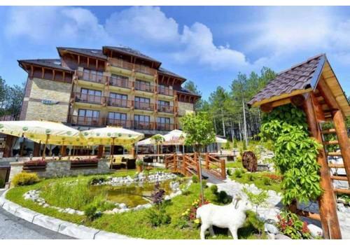 Hotel Iris Zlatibor Srbija letovanje zimovanje smeštaj planina sobe apartmani