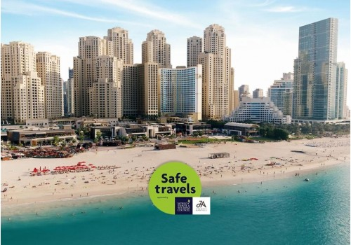 Hotel JA Ocean View Dubai letovanje more plaža