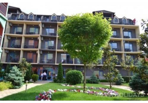 aparthotel Jasmin club sunčev breg bugarska letovanje sopstveni pervoz ponude cene