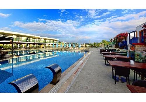 bodrum hotel 4* jasmin beach fotografije dreamland