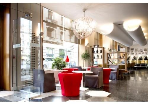 Hotel Jump Inn Belgrade Serbia rooms