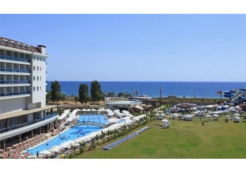hotel kahya resort aqua alanja turska dreamland