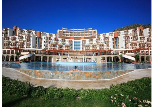 Hotel Kefaluka resort bodrum turska letovanje avionom paket aranžman ultra all inclusive