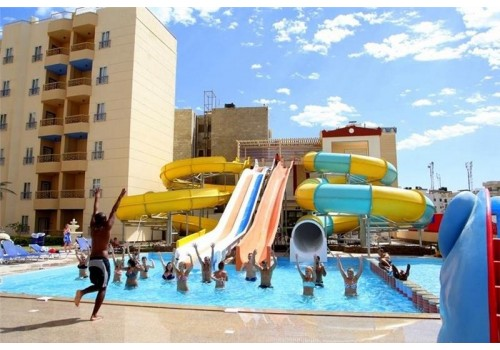 HOTEL KING TUT HURGADA EGIPAT LETO PONUDA