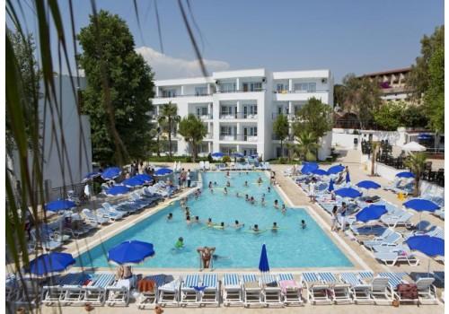 HOTEL LARISSA BEACH CLUB SIDE TURSKA SLIKE