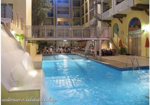 Hotel Lefkoniko Beach 3*superior - Retimno / Krit - Grčka aranžmani