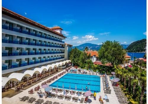 Hotel Letoile Marmaris Turska Letovanje avionom leto 2019 last minute ponuda cena