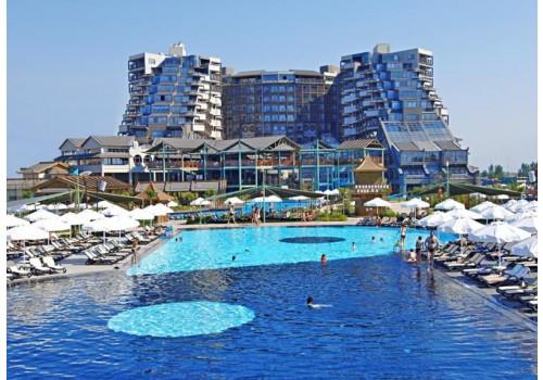 HOTEL LIMAK LARA ANTALIJA TURSKA DREAMLAND