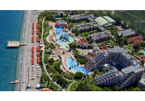 HOTEL LIMAK LIMRA KEMER TURSKA DREAMLAND