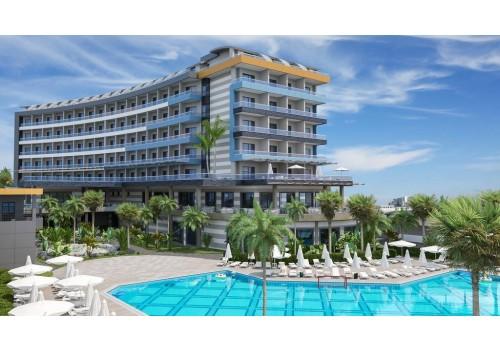 HOTEL LONICERA PREMIUM ALANJA TURSKA