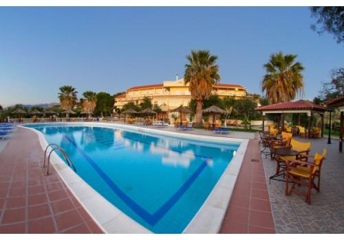 Hotel Lorenzo Lassi Kefalonija more Grčka letovanje paket aranžman bazen