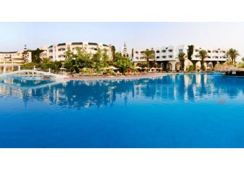 Hotel LTI Mahdia Beach 5* Bazen