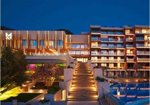Hotel Maestral Pržno Crna Gora letovanje more odmor