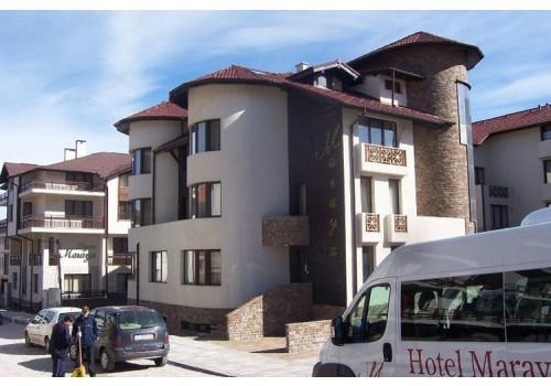bansko bugraska hoteli ponude aranžmani cene