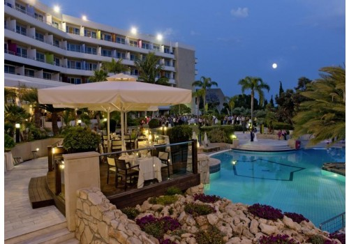 HOTEL MEDITERRANEAN BEACH Limasol Kipar