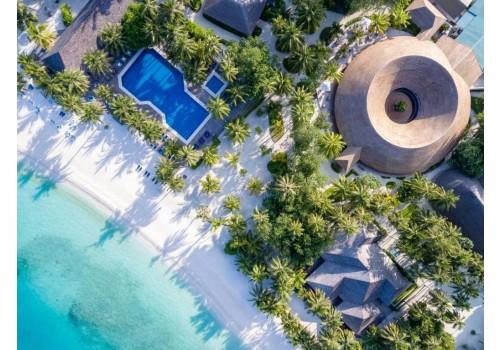 Hotel Meeru island resort spa maldivi aranžman cena smeštaj