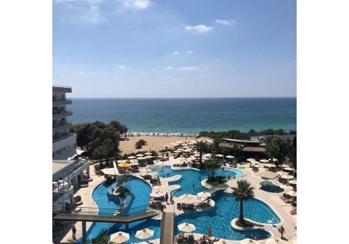 HOTEL MELISSI BEACH Aja Napa Kipar