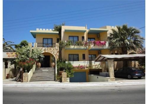 Hotel Minerva beach Agia Marina Krit letovanje smeštaj