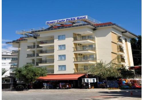 HOTEL MONTE CARLO ANEX Alanja Turska