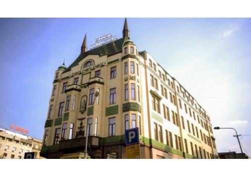 Hotel Moskva Belgrade Serbia incoming