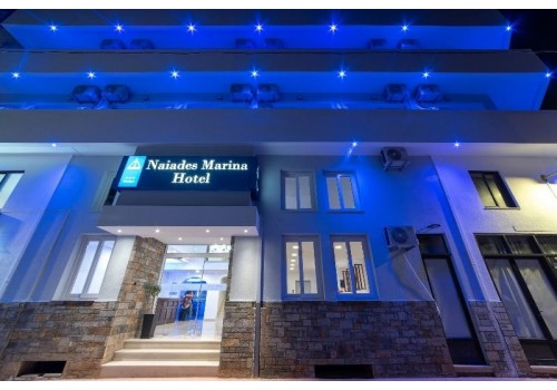 Hotel Naiades Marina Agios Nikolaos leto Krit letovanje Grčka ostrva paket aranžman