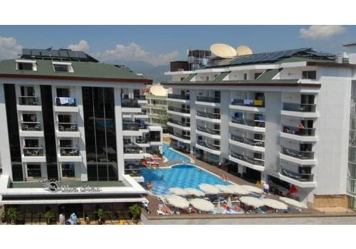 HOTELI ALANJA TURSKA AVIONOM ARANZMANI