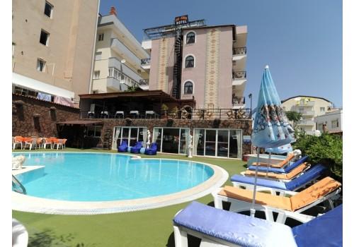 HOTEL OGERIM KUŠADASI TURSKA SLIKE