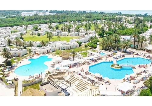 Hotel One Resort Aqua Park Spa letovanje skanes monastir more tunis paket aranžman smeštaj