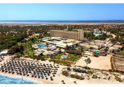 Hotel One Resort Jockey Skanes Monastir letovanje Tunis smeštaj cena paket aranžman