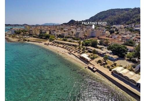 Hotel Palatino 4* Plaža