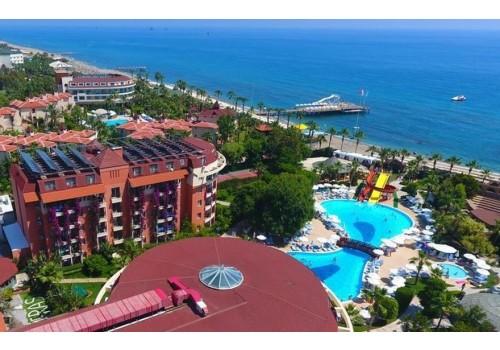 Hotel palmeras beach Alanja Alanya turska more leto 2019 letovanje